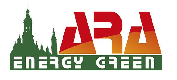 logo araenergy green